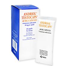 アンドリオール 40mg(男性ホルモン剤)