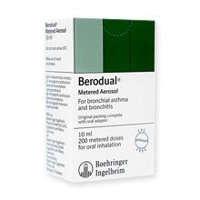 ベロテックエロゾル(アトロベントエロゾル合剤)