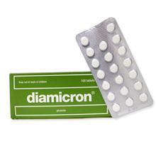 ディアミクロン 80mg(糖尿病治療)