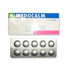 ミドカルム(筋弛緩剤)