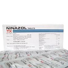 ニナゾール 200mg(抗真菌剤)