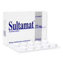 ユナシンジェネリック375mg(Sultamat)