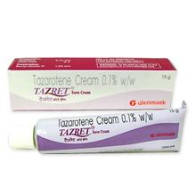 タズレットクリーム(Tazret Forte 0.1% Cream)