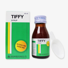 ティフィシロップ (風邪の症状)